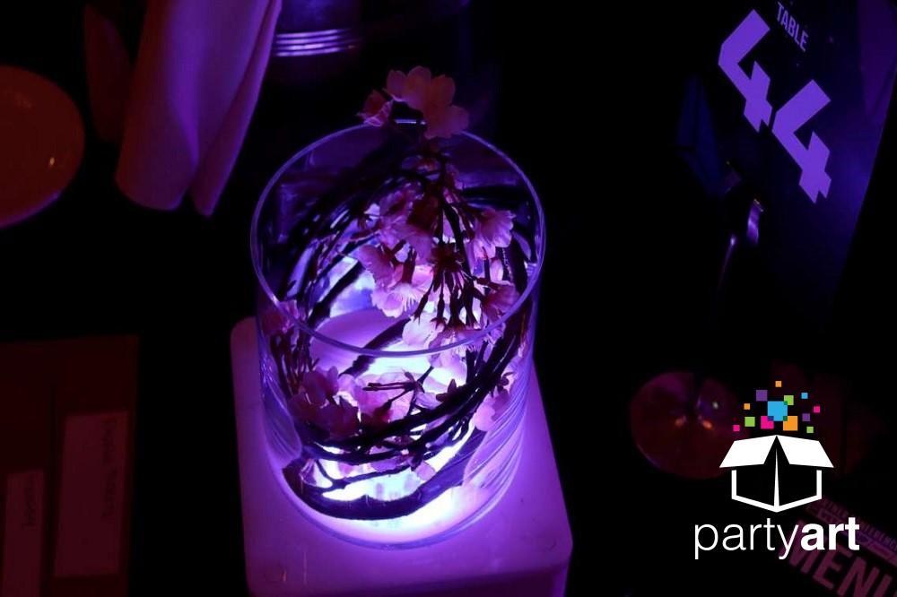 simplicity stylish party theme