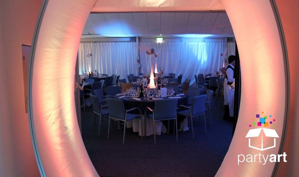 entrance decorations for events