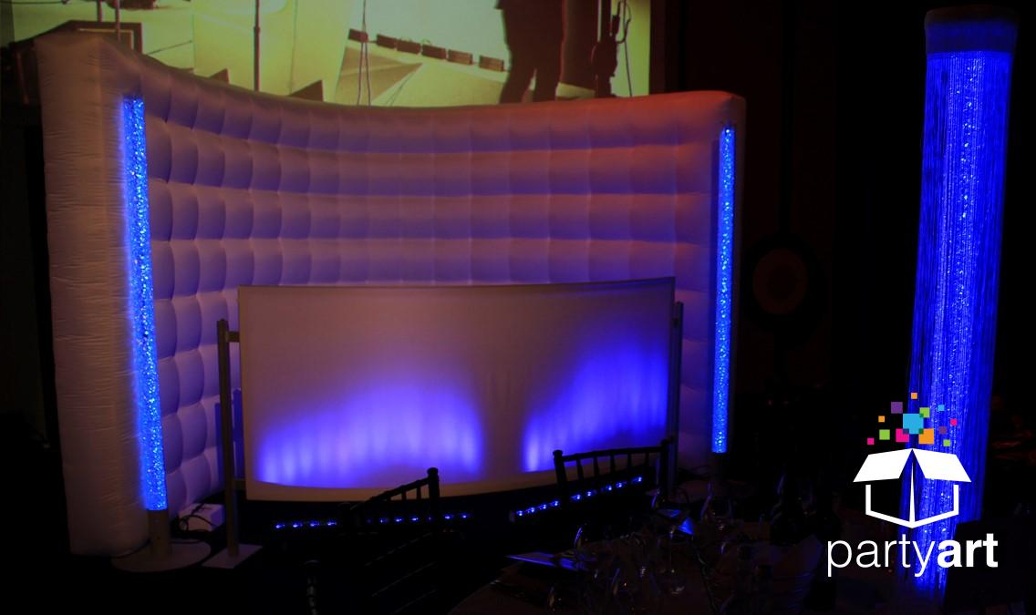 DJ booth hire for musical parties